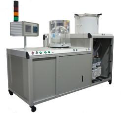 Customised oil fill/degassing system