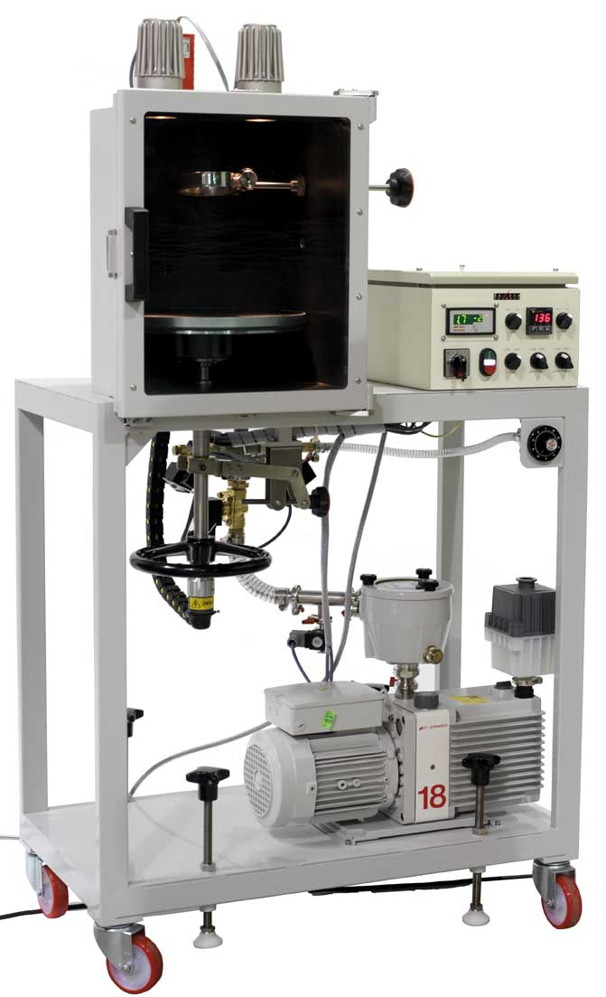 Resin Degassing System