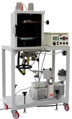 Resin Degassing System