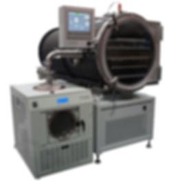 Bespoke freeze dryer chamber