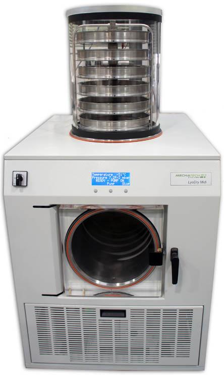 LyoDry Midi freeze dryer
