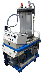 Oil Fill Vacuum Degassing System