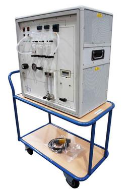 S35 Multipurpose Gas Samper Trolley