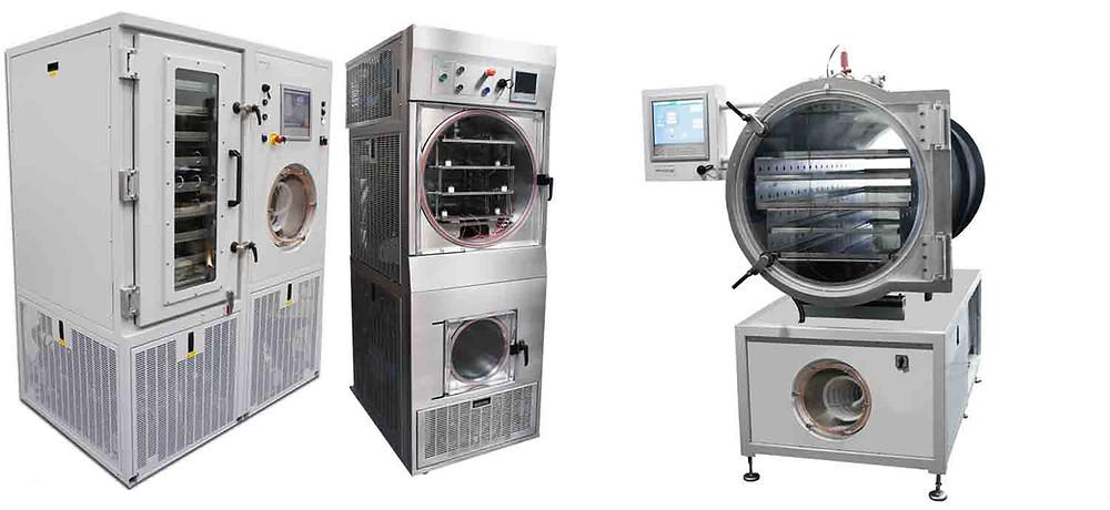 LyoDry Pilot Scale Freeze Dryers