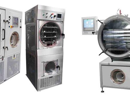 LyoDry Pilot Scale Freeze Dryers – UK Designed, Manufactured & Maintained