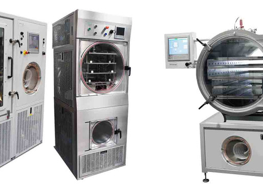 LyoDry Pilot Scale Freeze Dryers – UK Designed, Manufactured & Maintained