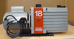 Edwards E2M18 vacuum pump reconditioned