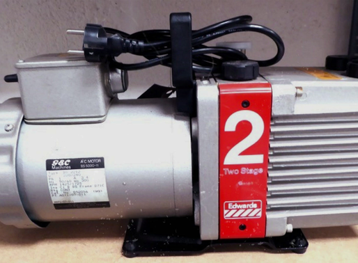 Refurbished Vacuum Pumps and Freeze Driers - with a six month warranty