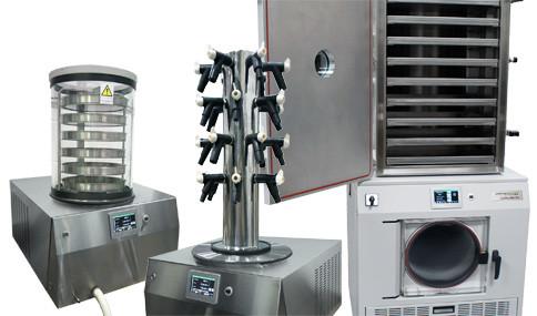 LyoDry Pro series freeze dryers