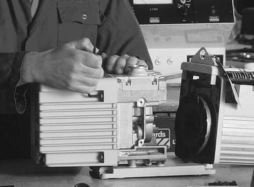 Vacuum Pump Service and Repair
