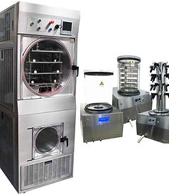 UK Freeze Dryers, benchtop to production
