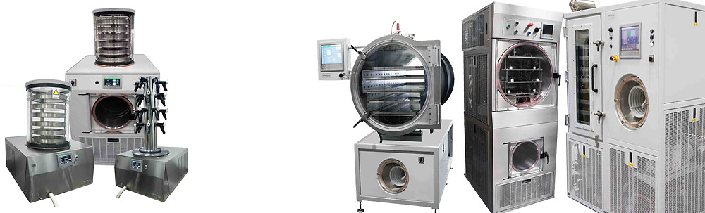 LyoDry Freeze Dryers are UK designed, manufactured and maintained by MechaTech Systems Ltd