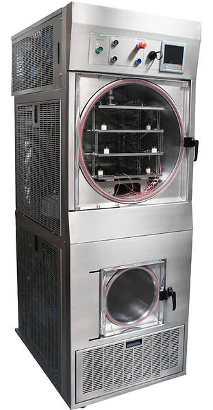 Freeze Dryer for pharmaceuticals