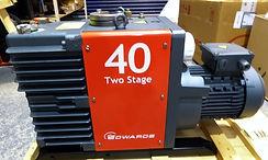Edwards E2M40 vacuum pump reconditioned