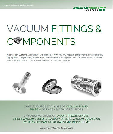 Vacuum Fittings and Components UK