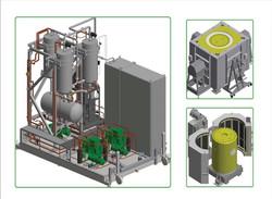 Advanced Vacuum Drying System GA