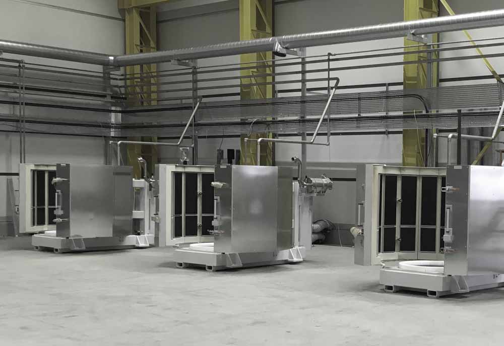 Advanced Vacuum Drying System