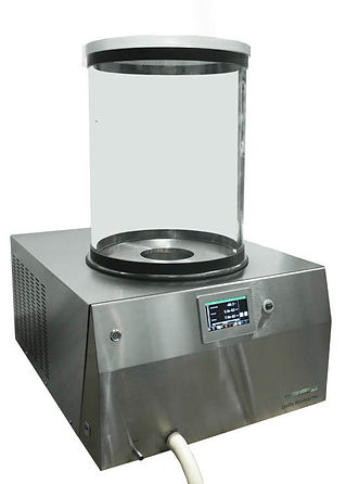 LyoDry Benchtop Pro freeze dryer