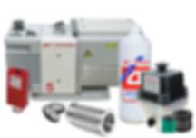 Vacuum Pump Spares