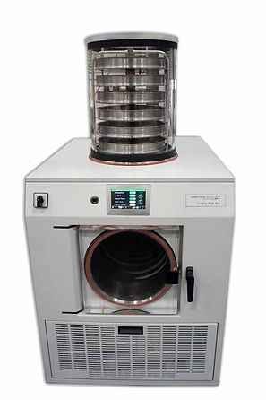 LyoDry Midi Pro Freeze Dryer with Chamber and Tray Accessory