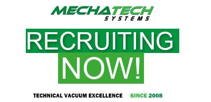 Vacuum and Refrigeration Service Engineer vacancy- July 2021