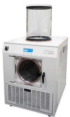LyoDry Midi Freeze Dryer with Acrylic Chamber