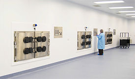 Production Freeze Dryer, UK manufactured