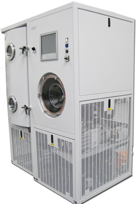Single Chamber Vacuum Dryer
