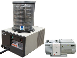 Modulyo benchtop freeze dryer for hire