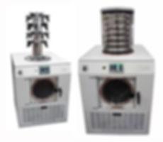 LyoDry Midi PRO freeze dryer with data logging