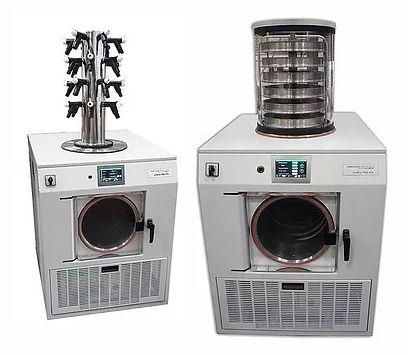 Laboratory Freeze Dryer with data logging