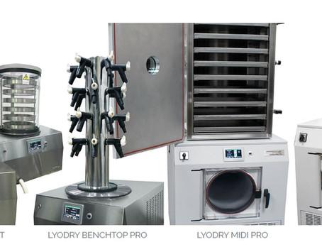 LyoDry Lab Freeze Dryer - PROMOTION!