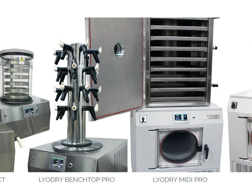 LyoDry Lab Freeze Dryer - PROMOTION!