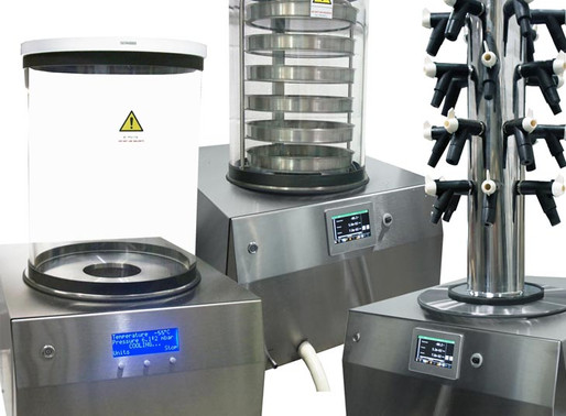 LyoDry Benchtop Freeze Dryers - which model is best for you?