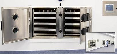 Production Freeze Dryer