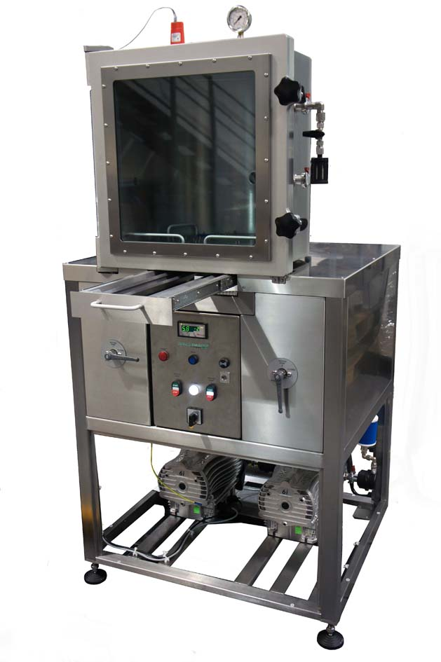 Customised Vacuum Degassing System