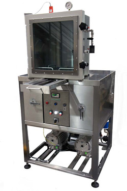 Customised Vacuum Degassing System