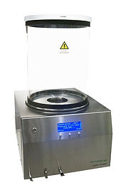 LyoDry Compact benchtop freeze dryer with Acrylic Chamber