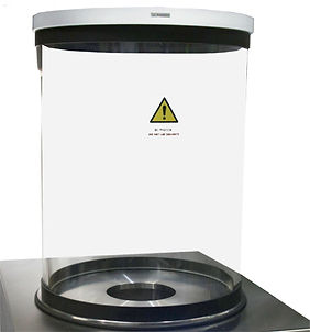Chamber for freeze dryer