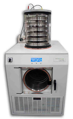 LyoDry Midi Freeze Dryer with Heated Drying Accessory