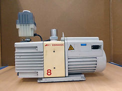Edwards RV8 vacuum pump reconditioned (3