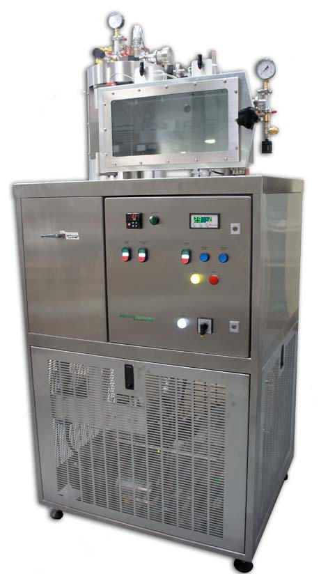 Customised Oil-Fill Degassing Rig
