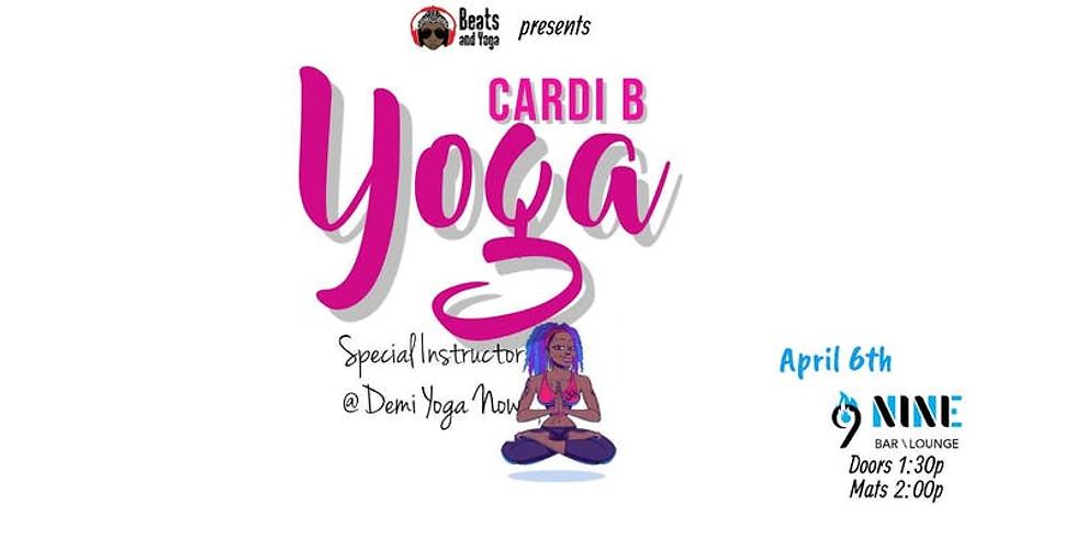 Mo' Scrubs at Beats & Yoga, Volume 9