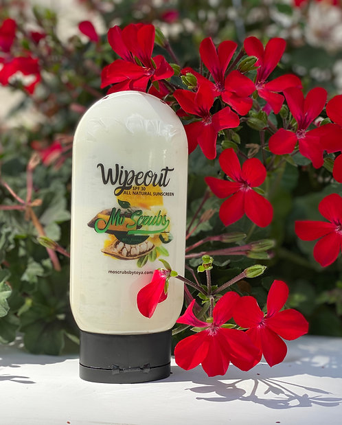 Wipeout - All Natural Sunscreen
