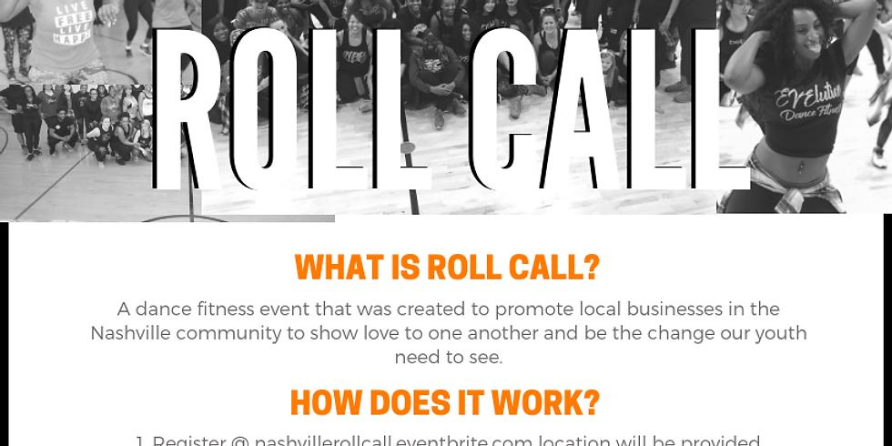 Mo' Scrubs at Roll Call