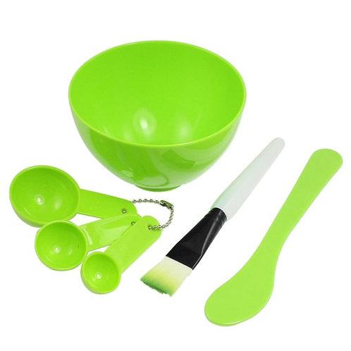 6pc Mask Mixing Bowl Set
