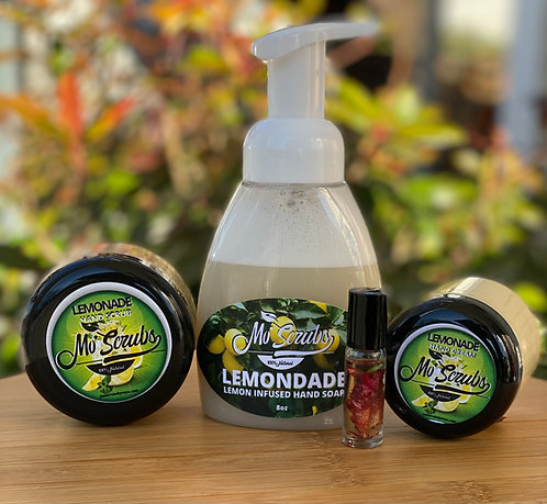 Lemonade Hand Bundle