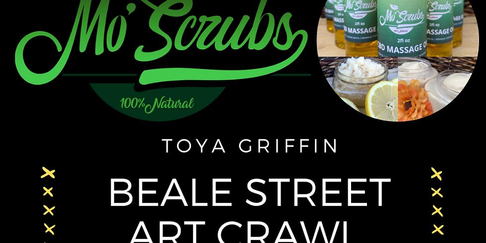 Mo' Scrubs at Beale Street Art Crawl Summer Series
