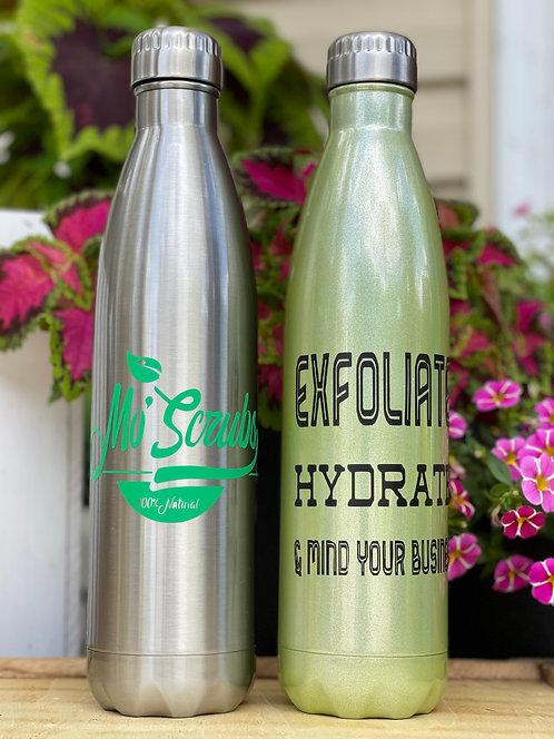 Mo' Scrubs Stainless Steel Water Bottles