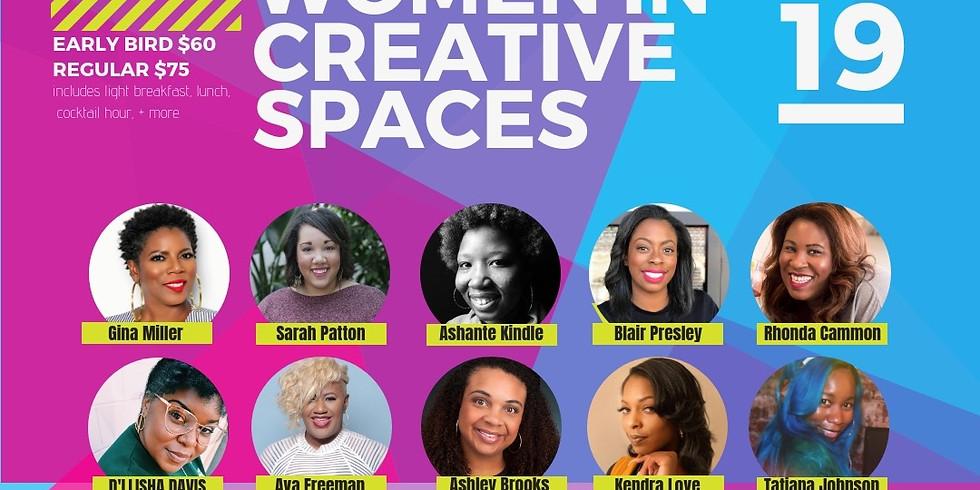 Mo' Scrubs at Black Women in Creative Spaces Summit